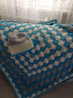 Ravelry: csari's The Wool Eater Blanket