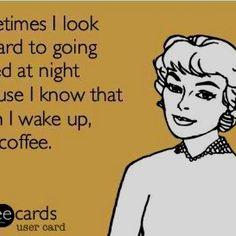 Ah... Coffee