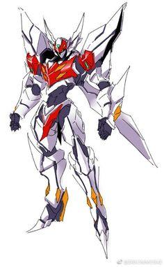 Robot Concept Art, Armor Concept, Robot Art, Character Concept, Character Art, Character Design, Tekkaman Blade, Mecha Suit, Robot Illustration