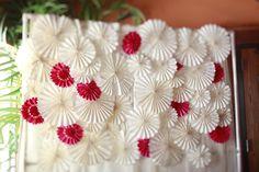 paperwheels wall decor
