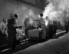 Hong Kong Yesterday - FAN HO Collies and Hawkers 1958