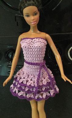 Crochet for Barbie ♡