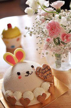 .Kawaii!! (Cute!) .♥. Bento.