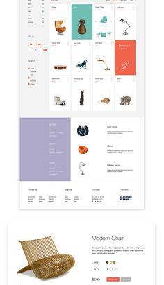 Market is an elegant online store solution on Web Design Served