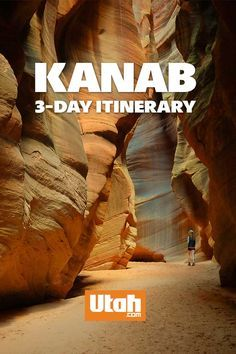 "They say Kanab is ""magically unspoiled"". They're right."