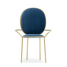 Stay Dining Armchair Avio - Collection III - Designed by Nika Zupanc for Sé