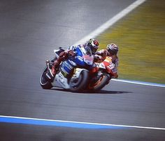 Moto GP the bestes racing show i love