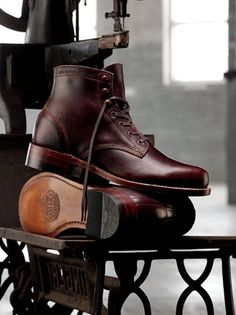 <> Wolverine 1000 Mile Boots, My Favorite
