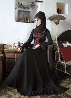 Jilbaab Trend 2014 with Good Ankle-Length Jacket   Hijab 2014