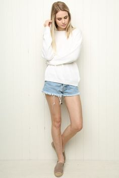 BrandyMelville Ollie Sweater Found on my new favorite app Dote Shopping #DoteApp #Shopping