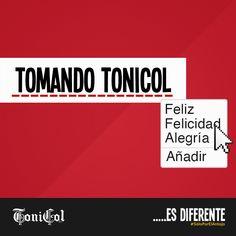 Tomando ToniCol