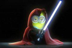minions meet Star Wars!