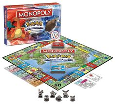 Pokemon Monopoly #pokemongo CHECK IT OUT HERE http://amzn.to/1kxAVdO More here http://nsfwallets.com/