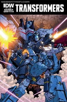 Transformers News: IDW Publishing September 2015 Transformers Comics Solicitations: RID, Elita One, Scavengers and More