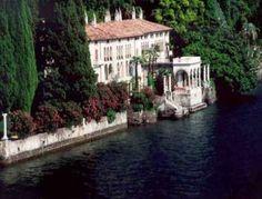 Villa Monastero - Lake Como - Italy Castello Dal Pozzo....omg!!! i want to live here