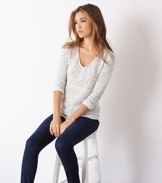 Dynamite Clothing (It is a partner store with Garage) - Zip Front Sweatshirt Tunic, Size XS ($35)