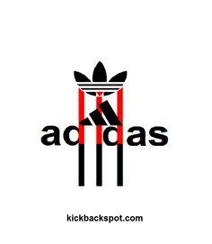 Adidas, 3, stripes, new logo, design.