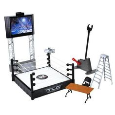 Black Friday 2014 WWE FlexForce High Flyin Fury Playset from Mattel Cyber Monday. Black Friday specials on the season most-wanted Christmas gifts. Preschool Kids Games, Super Mario Toys, Mattel Shop, Cool Toys For Boys, Kids Toys, Wwe Toys, Wwe Action Figures, Pokemon Toy