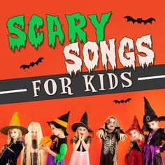 perfect kids halloween party album halloween music available on itunes now https - 100 Halloween Songs