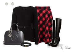 """""""Untitled #3083"""" by ksims-1 ❤ liked on Polyvore featuring Ralph Lauren Collection, Moncler, GUESS and Ted Baker"""