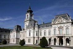 Festetics Palace (pr. fesh-te-titsh), Keszthely #Hungary