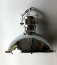 Fluted Aluminium Cargo Light – New