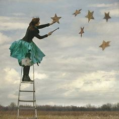 Ladder to the stars and climb on every rung