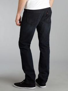 Levi 511 Slim Fits in midnight oil dark wash Denim Shirt, Denim Jeans, Cut 511a8776240