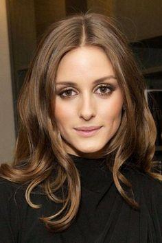 Olivia Palermo hair: Glossy tresses