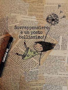 Io rinascerò geco a primavera — marialuisagrandin:   Leggerezza :-)