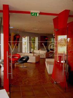 Remodelação de hotel em Lagos.