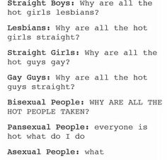 I think you mean Aromantic people, who don't get romantically attracted to people, as Asexual people are just people who don't want sex.  They still want relationships however.