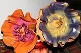 Vinyl Record Flowers