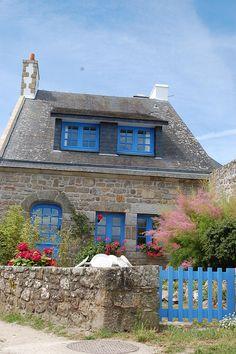 Ocean's side Cottage,Bretagne,France