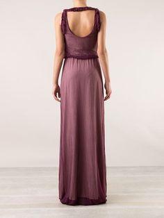 Emannuelle Junqueira Ruffled Maxi Dress - Destination Brazil - Farfetch.com