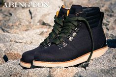 70bf17dcda7 Timberland Abington Hiking Boot with Woolrich® Fabric