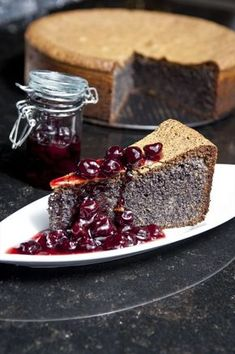 Paleo Recipes Easy, Sweet Recipes, Cake Recipes, Hungarian Desserts, Hungarian Recipes, Sweet Desserts, Delicious Desserts, Yummy Food, Sweets Cake