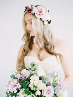 Red Hair Clip Small Flower Bridesmaid Flower Girl Wedding Prom School Uniform