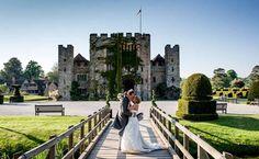 Hever Castle Wedding Photography
