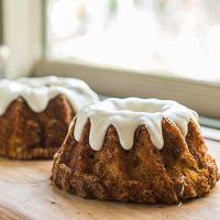 Sigrid's Carrot Cake with Cream Cheese Frosting from The Pioneer Woman