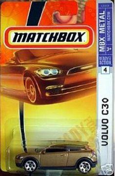 Mattel Matchbox 2007 MBX Metal 1:64 Scale Die Cast Car # 4 - Gold Volvo Hatchback C30 by MBX. $7.39. 1/64 Scale. Realistic Details. Diecast Metal & Plastic Parts. Age : 3+. Mattel Matchbox 2007 MBX Metal 1:64 Scale Die Cast Car # 4 - Gold Volvo Hatchback C30