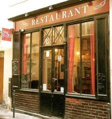 L'Ange 20 Restaurant (near the Pompidou) for the 26 Euro prix fix menu. Highly ranked on TripAdvisor! Book in advance because the space is small.