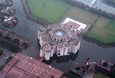 National Assembly Parliament Building | Bangladesh