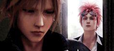 Cloud and Ren. ;)