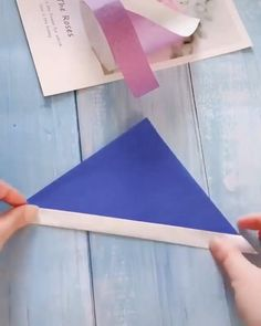 Cool Paper Crafts, Cute Crafts, Crafts To Do, Creative Crafts, Easy Crafts, Easy Diy, Crafts For Kids, Diy Crafts Hacks, Diy Arts And Crafts