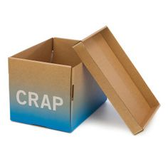 Knock Knock Crap Boxes | Now 50% Off