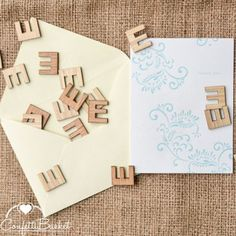 100 Wood Letter E - - Wooden Alphabet Letters - Birthday Party Table Decorations sold by ConfettiBasket. Shop more products from ConfettiBasket on Storenvy, the home of independent small businesses all over the world. Rustic Wedding Reception, Rustic Wedding Centerpieces, Wedding Decorations, Wedding Table, Birthday Party Table Decorations, Birthday Party Tables, Wooden Alphabet Letters, Mason Jar Centerpieces, Letter E