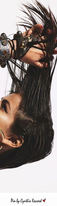 Selena Gomez  by Mert Alas & Marcus Piggott    Vogue (April 2017) | cynthia reccord