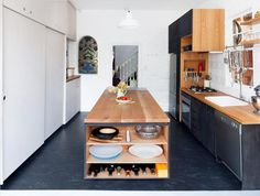 The biggest luxury in a kitchen? No not marble benches. No not top of the line European applian...