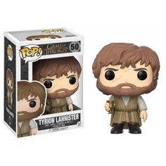 Funko Tyrion Lannister Essos, Game of Thrones, GOT, HBO, Funkomania, Series